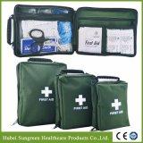 Kit de emergencia automático botiquín de primeros auxilios para el alquiler de cumplir la norma Bsi8599-2