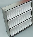 Calefator cerâmico do infravermelho distante com o par termoeléctrico para processos industriais