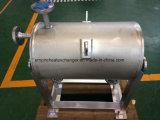 Plaque en acier inoxydable et Shell Semi complète la plaque soudée Échangeur de chaleur
