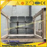Cendrier en aluminium de métier exquis pour l'usage d'hôtel ou de ménage