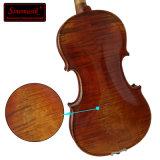 Antike Violinen-hoch qualifizierte Violinen-professionelles Musikinstrument