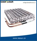 Coolsourのひれ付き管のタイプ冷却装置蒸化器