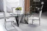 レストランの家具のステンレス鋼のダイニングテーブルベース