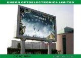 Alta Brighntess P10 em Outdoors painéis LED 5x3m (tamanho personalizado)