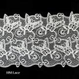 Guarnição do laço do vestido de casamento, fita bonita do laço, acessórios L173 do vestuário