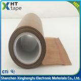 bande adhésive de température élevée de teflon d'isolant des silicones 260c