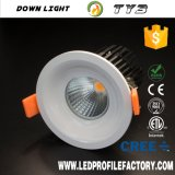 12V la bombilla LED Downlight LED lámpara de techo