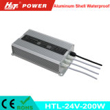 24V 8A 200W imperméabilisent le bloc d'alimentation IP65 IP67 de la commutation DEL