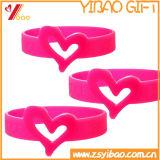 Bracelet neuf de silicones de type pour le cadeau de promotion