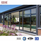Modern House Design Aluminum Exterior Knell Dirty Folding camera Doors for