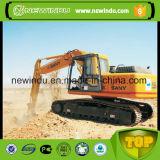 Nuevo Frente de la excavadora sobre orugas chino maquinaria Sy305h para la venta