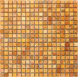 Mattonelle di mosaico di pietra della cucina del mosaico della stanza da bagno di Embellishent