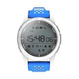 Nº 1 de la moda de protección IP68 Resistente al agua recordatorio sedentarios en espera de la banda larga hombre Sport Fitness Tracker Reloj inteligente para Android Ios