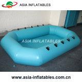 Het nieuwe Zwembad van de Kinderen van het Ontwerp Opblaasbare, de Hete Opblaasbare Pool van de Jonge geitjes van de Verkoop, de Lichtblauwe Opblaasbare Pool van het Water