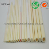 95-99,9% Alumina Ceramic Tubes length 2500mm