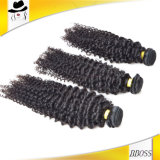 Волосы человеческих волос 100%Remy, бразильское выдвижение человеческих волос 9A