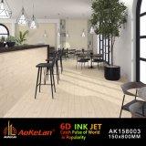 150*800 mm para inyección de tinta Matt rústico piso de madera mosaico para decoración de interiores