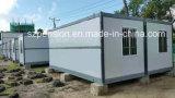 Construstionの最も新しい居間または折る移動式プレハブかプレハブの家