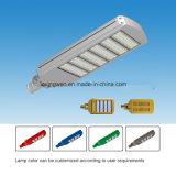 Hohe Leistung mit Stahlpole-guter Qualität bricht 180W LED Straßenlaterneab