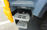 Autocarro con cassone ribaltabile resistente dei 5 assi 80 tonnellate che estraggono scaricatore con euro Thechnology
