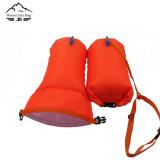 Bouée de flottement de natation de sac sec avec la boucle de sifflement et les doubles sacs d'air