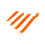 Outil sonore de levier d'outil de montage de déplacement du bibelot 4PCS Automotivo d'autoradio de porte de clip de panneau de tableau de bord automatique de garniture pour Véhicule-Dénommer de véhicules