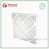 Filtro preliminar usado em sistemas do aquecimento e de ventilação