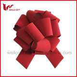 2018 Red Velvet Holiday Decoration Puxe as bestas Fabricante