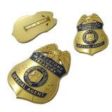 La policía militar del esmalte duro de encargo barato Badge