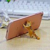 De Houder van de Telefoon van de Kat van het nieuwjaar de Leuke Koreaanse Mobiele Toebehoren van de Telefoon