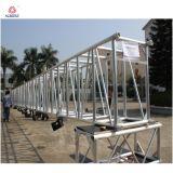 Aluminiumkreis-Stadiums-Beleuchtung-Binder-Ring-Felsen Layher Bündeln