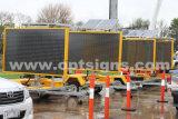 Горячий 2018ПРОДАЖА портативных гидравлических тормозов прицепа на солнечной энергии установка знаков сообщений