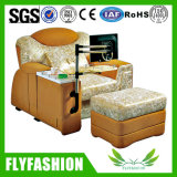 Sofa luxueux de massage de sofa de sauna de modèle de type à vendre (OF-60)