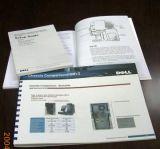 De Druk van het Handboek van de gebruiker