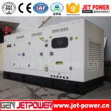 Generadora de energía de 125kVA grupo electrógeno diesel de 100kw en silencio generador con EDTA