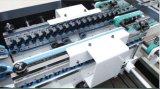 Boîte en carton ondulé de faire l'encollage de replier la machine avec le meilleur prix (GK-1600PC)