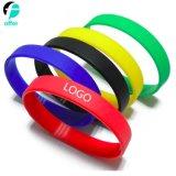Braccialetti Assorted della gomma dei Wristbands del silicone di colori
