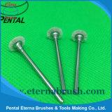 Le polissage de la brosse rotative pour le nettoyage