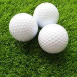 屋外スポーツのゴルフの試合のトレーニングのマッチの競争のゴルフ・ボールの白