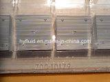 L'alluminio personalizzato si è sporto dissipatore di calore per l'UPS della tagliatrice del laser