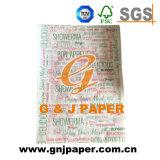 Gute Qualitätsgedrucktes Zwischenlage-Papier für Nahrungsmittelverpackung