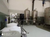 Автоматическая линия обработки сока