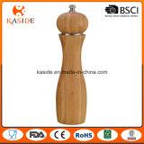 Erstklassige Qualitätsmanueller Gewürz-Bambusschleifer