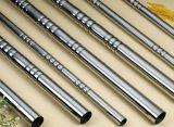 201 304 ont soudé la pipe de spirale d'acier inoxydable pour la décoration