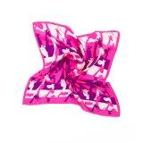Concevoir l'écharpe en soie estampée par Digitals de Chine