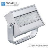 UL Dlc 40W 1000W dem Flutlicht zur Leistungs-LED für Sport-Bereich-Beleuchtung