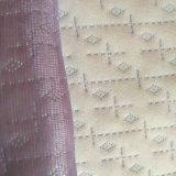 Матрасы и подушки ткани с крышки шаблона/трикотажные /из жаккардовой ткани
