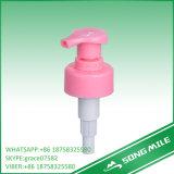 28/410 rosa/blanco Dispensador loción líquida