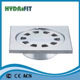 Acero inoxidable del dren de suelo (FD2124)