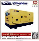 generatore diesel silenzioso 24kw/30kVA alimentato da Lovol-Perkins Engine-20171012f